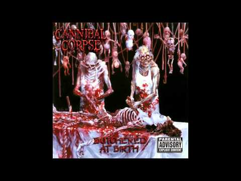 Cannibal Corpse - Gutted