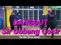 Zumba Dangdut Sir Gobang Gosir By Duo Anggrek With Zin Nurul