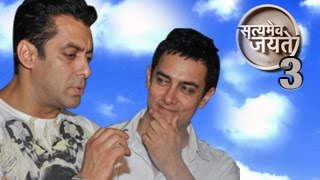 Satyamev Jayate 3: Aamir Khan INVITES Salman Khan | 26th October 2014 Episode