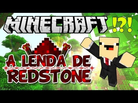 Remedy No Minecraft!? - A Lenda De Redstone (estreia) video