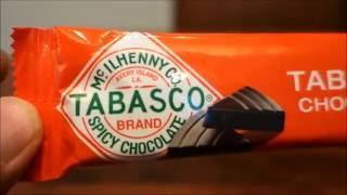 McIlhenny Company:TABASCO SPICY DARK CHOCOLATE