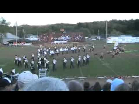 Magnolia High School Marching Band 2009 Elkins Forest Festival