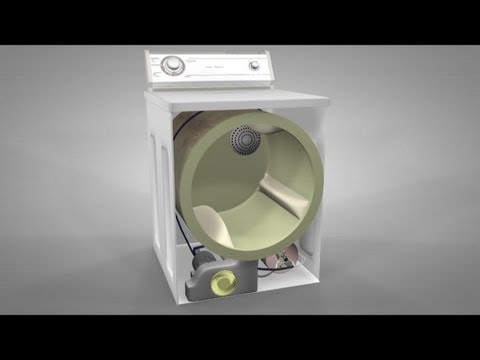 How Does A Gas Dryer Work? — Appliance Repair & Troubleshooting Tips