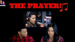 "Download Lagu Marcelito Pomoy sings ""The Prayer"" LIVE on Wish 107.5 REACTION Gratis STAFABAND"