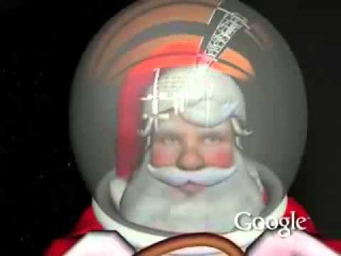 NORAD Tracks Santa 2009: International Space Station