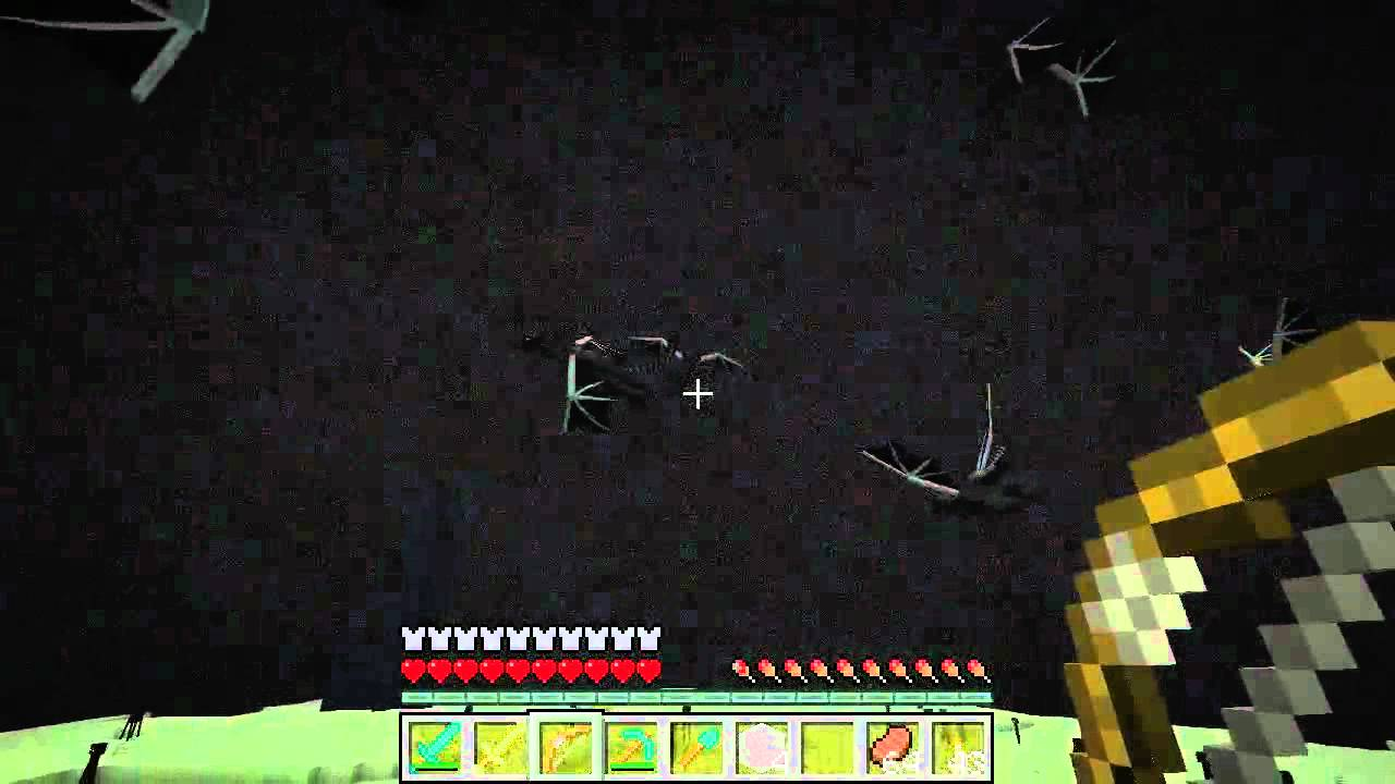 Minecraft 1.9 PR4: Se vienen los Dragones de Ender y Vacas Hongo