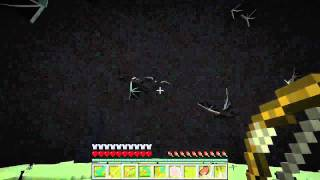 Minecraft 1.9 PR4 - Ender Dragons and End Realm!