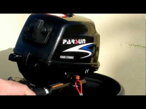 обзор лодочных моторов парсун