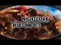 Nightcore Resist And Bite mp3
