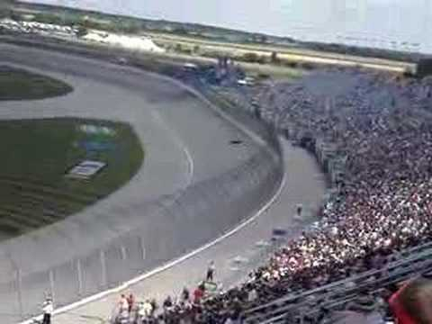 Chicagoland Speedway 2007 #2 Video