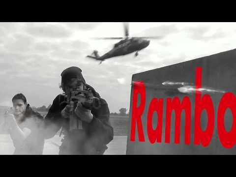 No Way Out (score From The Rambo Movie) video