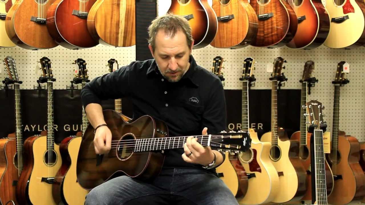 Concert Guitar Dimensions Taylor Guitar's Grand Concert