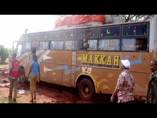 Duelo en Kenia por las 28 personas asesinadas por Al Shabab