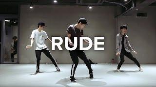 Download Lagu Junho Lee Choreography / Rude - Magic! Gratis STAFABAND