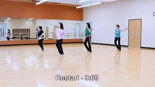 Beautiful Crazy - Line Dance (Dance & Teach)