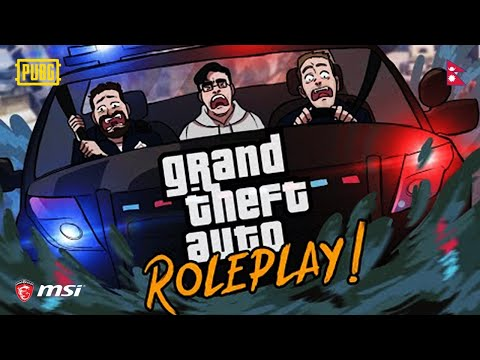 FULL MASTi | GTA 5 RolePlay Live with Vevo Gaming | Legacy Nepal