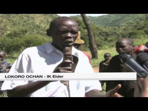 Trek to the Ik: One of Uganda's smallest tribes draws tourists