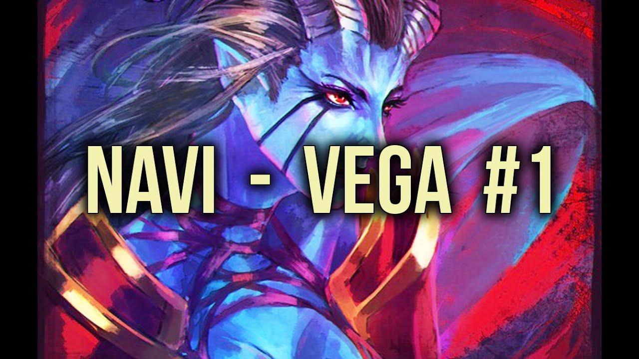 NaVi vs Vega Highlights Dota Pit Season 4 Game 1 Dota 2