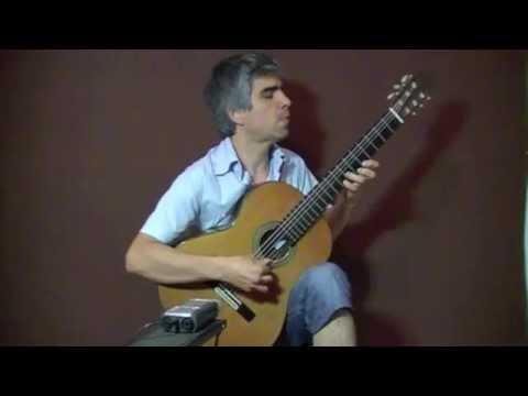 Барриос Мангоре Агустин - Prelude Op 5, No 1