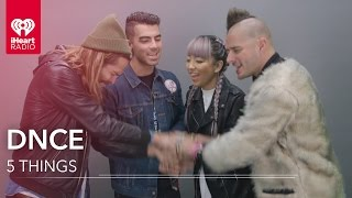 Download Lagu 5 Things DNCE Hasn't Told Anyone Gratis STAFABAND