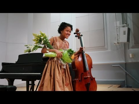 Prodigy Cellist Performs Bach Suite No. 3 in C Major