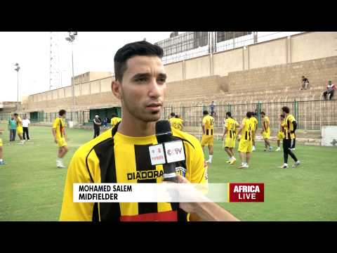 Soccer: Egypt's Arab Contractors Struggling