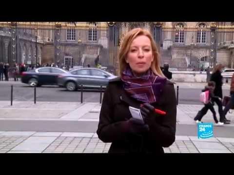 The Crime Thriller on France 24