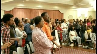 Kalkidan Tilahun(Lily) Amazing Worship in Australia Melbourne part 1