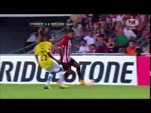 Copa Libertadores | Estudiantes 3-0 Barcelona de Ecuador