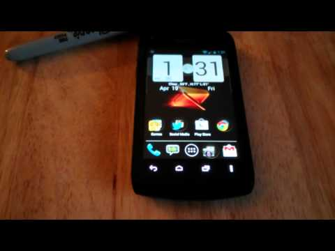 Kyocera Hydro Review Pt 1 (Boost Mobile)