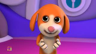Hey Diddle Diddle   Nursery Rhymes For Kids   Cartoons Videos by Kids Abc Tv   YouTube 1080p