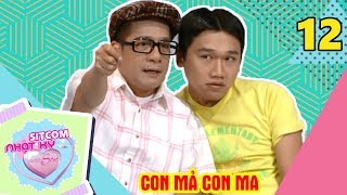 NEWLYWEDS DIARY| EP 12 UNCUT| Xuan Nghi is unconscious because Minh Nhi disguise as a ghost