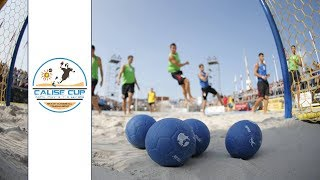 [Beach Handball] Memorial Calise 2018 \ Final Day [1]