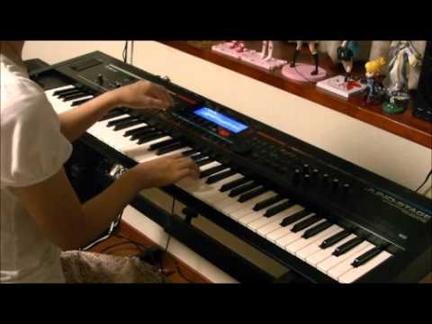 And I'm Home (full Version) Played On A Synthesizer