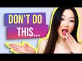 ADVICE FOR CONTENT CREATORS (😱8 MISTAKES you NEED to AVOID!)