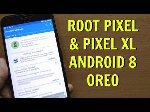 How to Root Google Pixel or Pixel XL on Android 8.0 Oreo