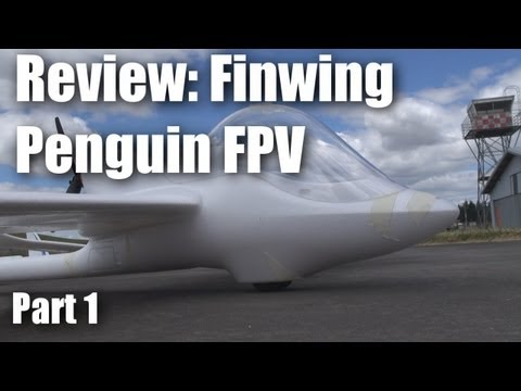 Review: FinWing Penguin FPV (part 1)