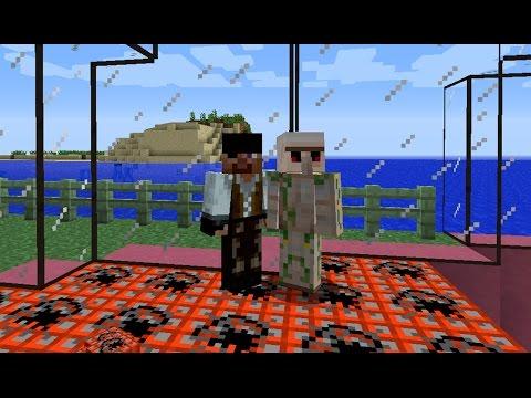 Minecraft: Весело проводим время на сплифе №5