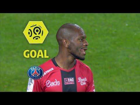 Goal Jordan IKOKO (52' csc) / EA Guingamp - Paris Saint-Germain (0-3) / 2017-18