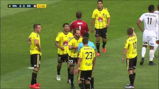 Wellington Phoenix v Brisbane Roar - 10th Jan 2016