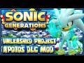 Sonic Generations PC - (1440p) Unleashed Project Apotos DLC Mod