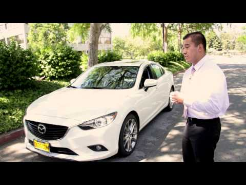2014 Mazda 6 Test Drive and Review | Oak Tree Mazda | San Jose, CA
