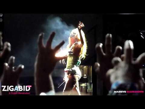 Lady Gaga - Paparazzi LIVE!!!