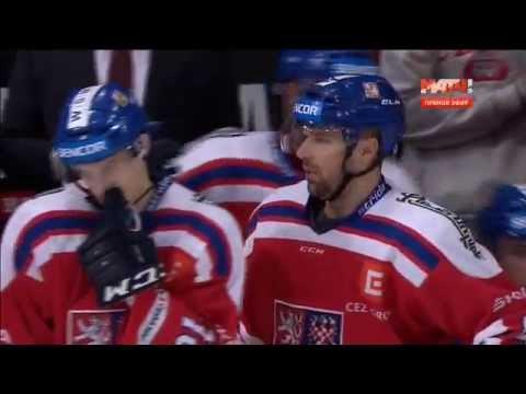 Россия – Чехия 3-3. Серия буллитов