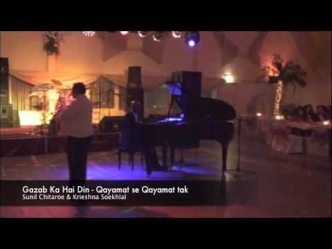 Gazab Ka Hai Din - Performed by Sunil Chitaroe (saxophone) &...