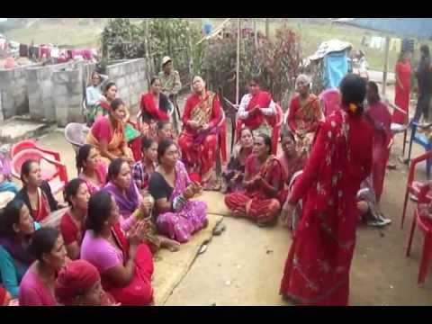 Jhim Jhim Sanu Najhimkau Pareli Bhuttukkai Hunchu Ma video