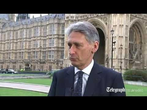 Philip Hammond: UK has 'no choice' over tackling Islamic State