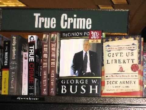 Move Bush's Book with Dave Koller