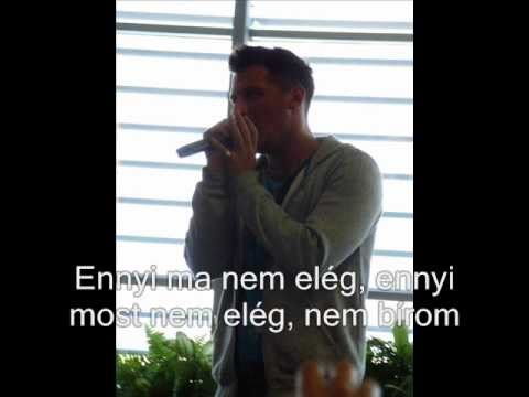 Vastag Csaba - Menedék (szöveggel)