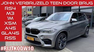 RIJT KODW 10 met o.a. : BMW 1M, CLA 45 AMG, Ongelukje, 997 Turbo